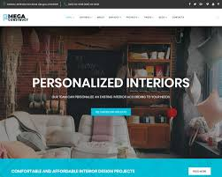 Interior Design Web Template Flash Website Templates Html5