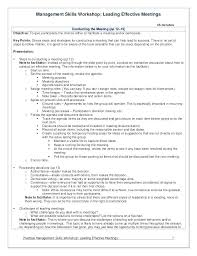 Format For Minutes Writing Writing Minutes Template