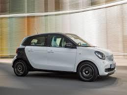 Smart forfour 2015 schwarz, autos