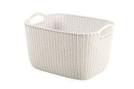 <b>Корзина</b> плетеная <b>Curver Knit</b> 226379 19л <b>купить</b>, цены в Москве ...