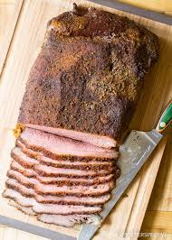 dry rub texas style oven brisket recipe on ayperspective no smoker required
