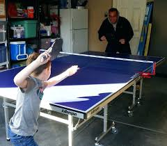 diy outside ping pong table building a ping pong table homemade floating ping pong table diy