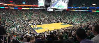 Utah Jazz Seating Chart Map Seatgeek