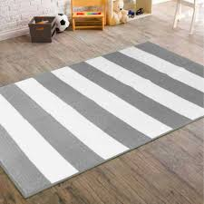 amusing stripe runner rug for your residence inspiration mainstays kids rugby stripe rug grey
