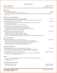 6 College Freshman Resume Template Professional Resume List