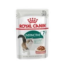 <b>Паучи</b> для кошек <b>Royal Canin Instinctive</b> +7 (в желе) для кошек ...