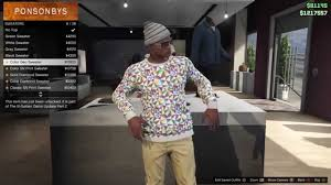 Gta 5 Designer Outfits Gta 5 All New Clothes And Accessories Lowrider Igg Part 2 Ps4