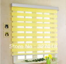 fabric window blinds. Delighful Blinds Aliexpresscom  Buy Popular Zebra Blindsdouble Layer Roller Blindsready  Made Curtaincurtain Fabric Curtain Window From Reliable Blinds  Throughout Fabric Window Blinds N