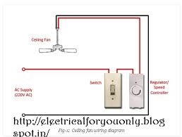 electrical world simple wiring diagram of ceiling fan capacitor connection diagram of celing fan