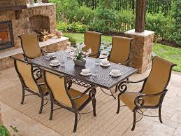 Modern Concept Outdoor Sling Patio Furniture With Sling