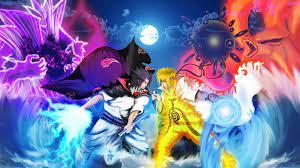 Naruto and Sasuke Wallpapers on ...