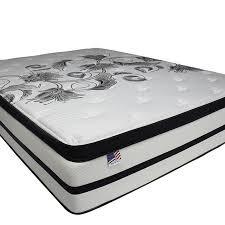 flipping a pillow top mattress. Delighful Flipping Brylee  14u201d Euro Pillow Top Mattress NonFlip With Flipping A X
