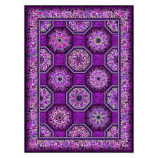 Purple Quilt Patterns New Ideas