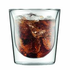 bodum skal glass set double walled isolated dishwasher safe 0 2 l pack of 2 transpa flubit