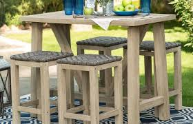 cool outdoor furniture ideas. Interesting Furniture Modern Patio And Furniture Medium Size Tall Table Cool Outdoor  Sets Ideas High  To R