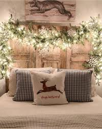 Try out these fun Christmas bedroom decoration ideas that are in-sync with  the holiday mood. Use stockings, wreaths, candy canes for the festive vibe.