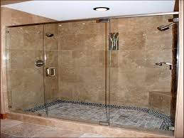 tile showers with glass doors incredible bathroom nice tiles pattern choice for lavish shower design and