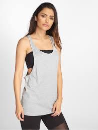 <b>Urban Classics</b> Верхняя <b>одежда</b> / Tank Tops <b>Ladies</b> Loose серый ...