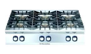 gas stove top viking 6 burner gas cooktop stove top viking a viking26 top