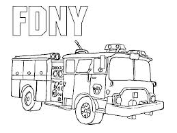 Fire Engine Coloring Pages To Print Monster Truck Coloring Pages To