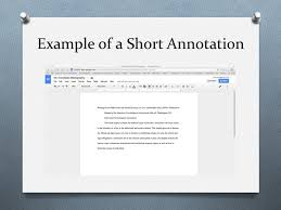 Apa Style Annotated Bibliography Sample Annotated Bibliography Apa annotated  Bibliography Apa Format       png