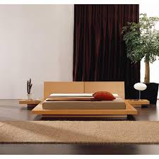 platform bed with nightstand. Platform Bed With Nightstand L