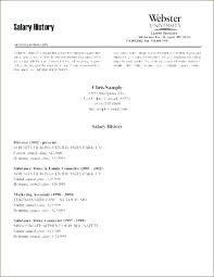 Mental Health Counselor Resume Fresh Resume Salary Requirements