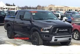 dodge trucks 2015 rebel. Delighful Trucks 2015 Ram 1500 Rebel Caught Real World Snow On Dodge Trucks 2015 Rebel