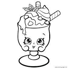 Cute Coloring Pages Of Food Cute Coloring Pages Of Food Collection