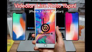 iPhone'da Videoları Live Photo Yapın ...