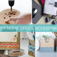 diy office gifts. roundup 11 diy home office decor accessories projects diy gifts t