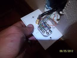 how to install an ethernet jack for a home network prepossessing Network Socket Wiring Diagram awesome cat5e jack wiring diagram photos within wall network wall socket wiring diagram