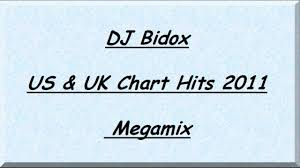 Chart Hits 2011 Dj Bidox Best Us Uk Chart Hits Megamix 2011 Part 3