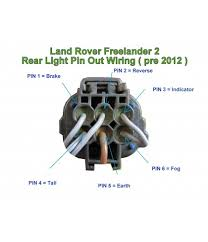 land rover lander 2 lr2 led rear light upgrade kit uk spec jpg lander%202%20rear%20light%20wiring%20diagram