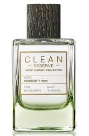 <b>Clean</b> Reserve Avant Garden <b>Sweetbriar & Moss</b> Eau de Parfum ...