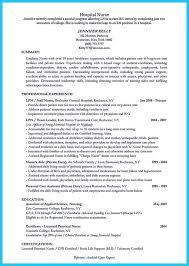 Resume Letters Job Descriptions For An Icu Nurse Resume Resume