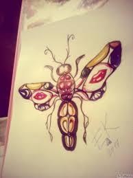 тату бабочка эскизы черно белые и цветные уникальные рисунки