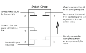 carling technologies rocker switch wiring diagram and 3 way toggle 3 Wire Switch Wiring Diagram at 3 Way Rocker Switch Wiring Diagram
