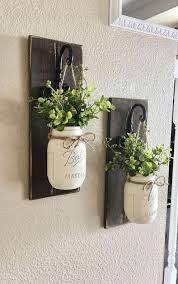 hanging mason jar sconces diy like