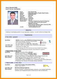 Sample Resume For Electronics Engineer Resume Electrical Engineer Sample Resume 13