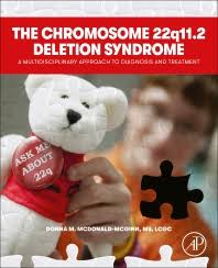 22q Deletion Growth Chart The Chromosome 22q11 2 Deletion Syndrome 1st Edition