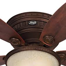 rustic flush mount ceiling fans with lights amazing 42 inch fan ideas pertaining to 10