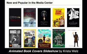Animated Book Covers