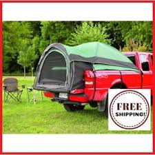Truck Tent Compact Pickup SUV Camping Camper Full Size Truck Bed ...