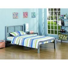 metal beds twin your zone bed multiple colors walmart com 10 metal twin platform bed21 metal