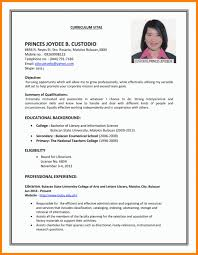 Cv For Cabin Crew With No Experience Resume Air Hostess Fresher