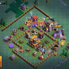 Town Hall 4 Base Design 14 Best Builder Hall 4 Base Links 2020 Anti 2 Stars