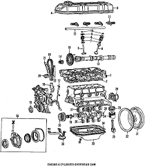 parts com® toyota pickup air intake oem parts 1990 toyota pickup base l4 2 4 liter gas air intake
