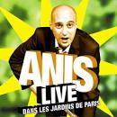 Live dans les jardins de Paris