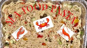 How To Make SeaFood Pasta - YouTube
